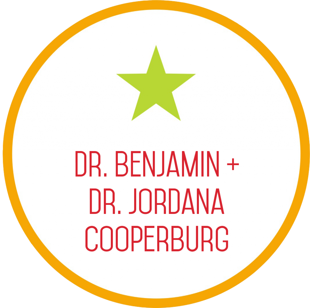 Dr. Benjamin + Jordana Cooperburg