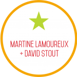 Martine Lamoureux and David Stout_WelcomeDinnerSponsor